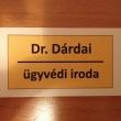 Dr. Dárdai Ügyvédi Iroda