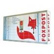 FoxPost Csomagautomata - Récsei Center