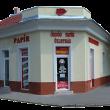 Ördög Papír Üzletház - Klauzál utca