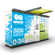 WeBox Csomagterminál - Stop.Shop. Újpest