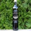 Homokfújt-festett exkluzív díszüveges borok