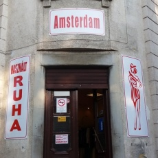 Amsterdam Használtruha - Újpest