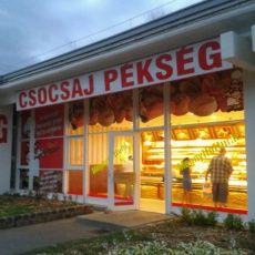 Csocsaj Pékség - Berda József utca (Forrás: foursquare.com)