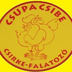 Csupacsibe Csirke-Falatozó