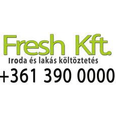 Fresh Kft. - koltoztetes