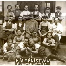 Kálmán Barkácsbolt