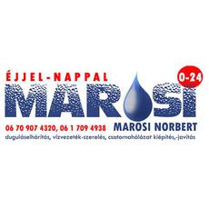 Marosi Norbert - duguláselhárítás, vízvezeték-szerelés