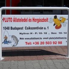 Pluto Állateledel és Horgászbolt