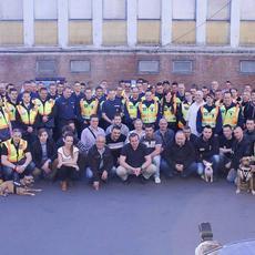 Állatmentő Liga - Újpesti Állatvédelmi Járőrszolgálat