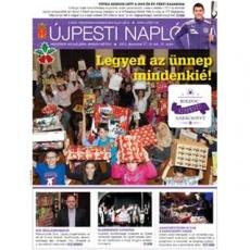 Újpesti Napló - Újpesti Sajtó Szolgáltató Nonprofit Kft.