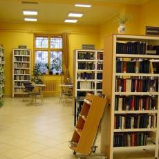 Fővárosi Szabó Ervin Könyvtár - Király utcai Könyvtár