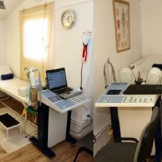 Újpesti Életmód- és Egészségcentrum: hangterápiás ágyaink