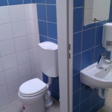 A gyermek wc.
