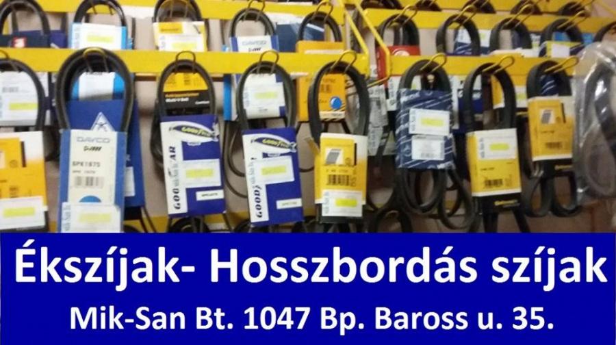 Mik San Bt. Autóalkatrész szaküzlet, Újpest Baross utca 35