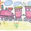 Mozdonyvezető Óvoda képe